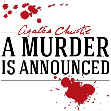 Agatha Christies A Murder Is Announced Desert Stages Theatre